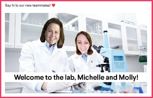m and m lab